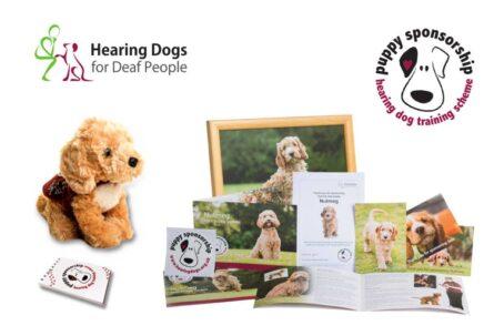 Hearing Dog Gift Pack